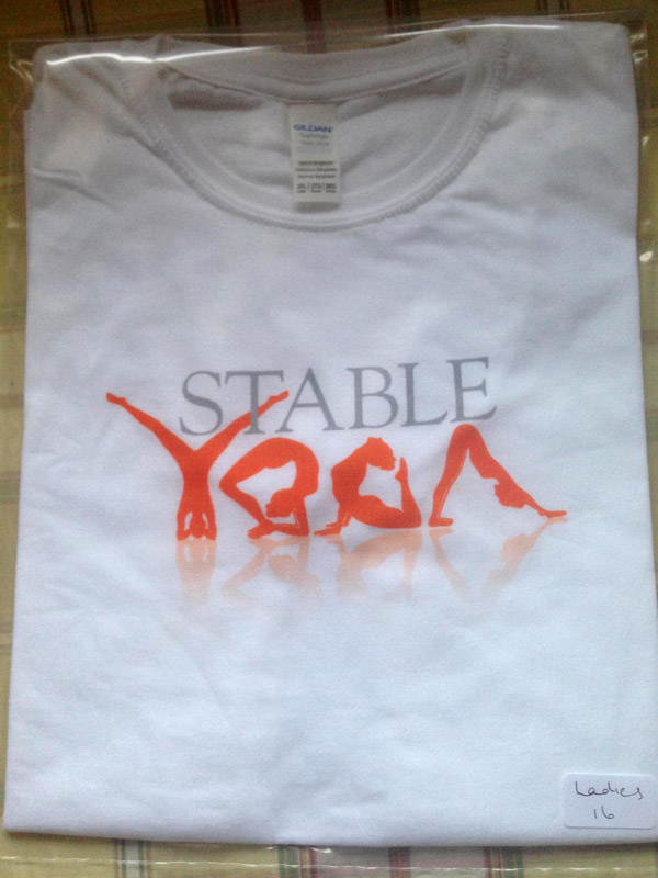 Stable Yoga T-Shirt
