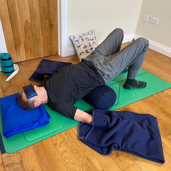 Restorative posture